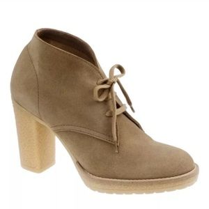 J. Crew MacAlister High Heel Ankle Boots